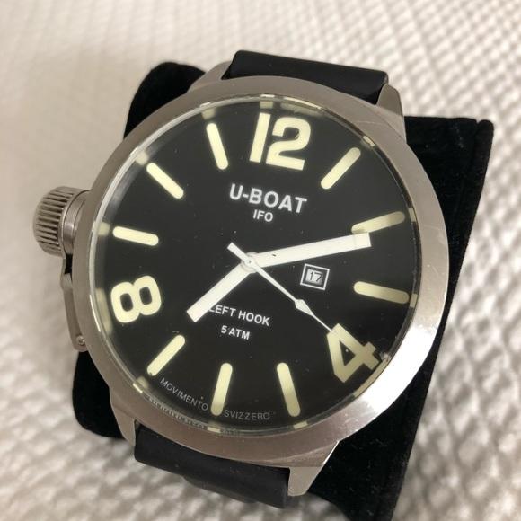 U-Boat Other - Authentic U Boat Classico 53MM men's watch